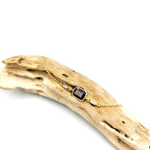 Bracelet TERRY - labradorite - I HANKA ÏN