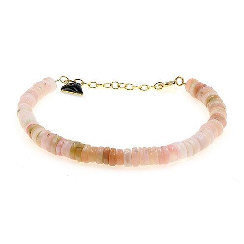 Bracelet Facettes Opale