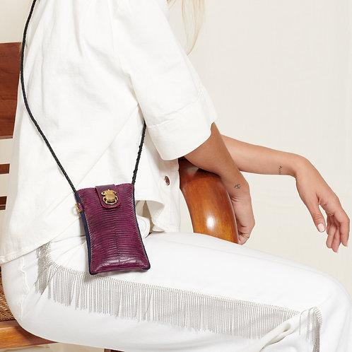 Étui à téléphone MARCUS - violet - I CLARIS VIROT
