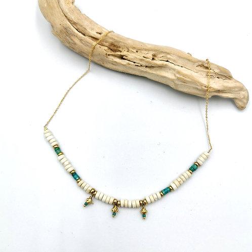 Collier - turquoise - I HANKA ÏN