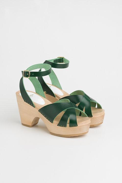 Sandales Yippie Vert I YOUYOU