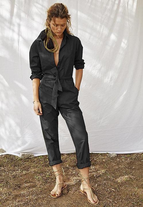 Saelle Combinaison pantalon Black
