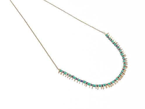 Collier South Boy Turquoise I 5 Octobre