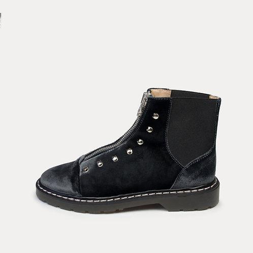 Danalo Boots - velvet grey I AN