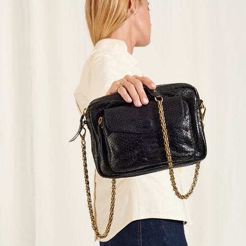 Sac Python Big Charly Noir