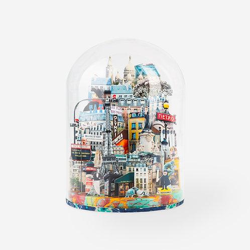 Globe Paris - M - I The Map