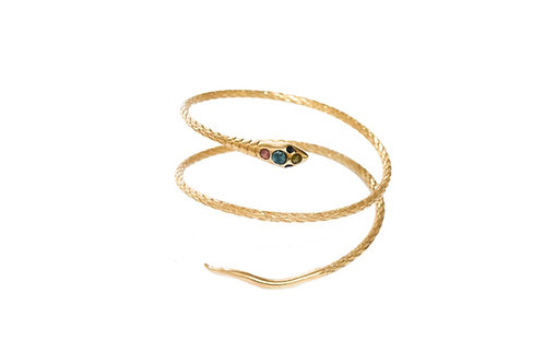 Bracelet Sissi Serpent