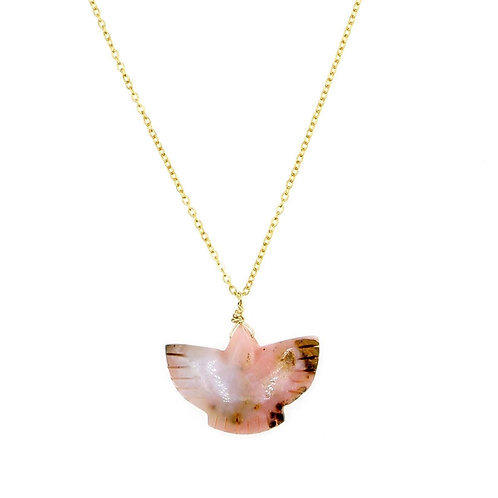 Collier Condor Opale