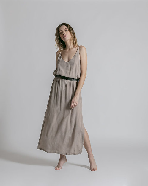 Robe longue Maeva Cord