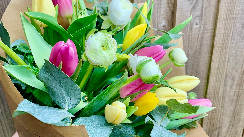 Spring Delights Bouquet
