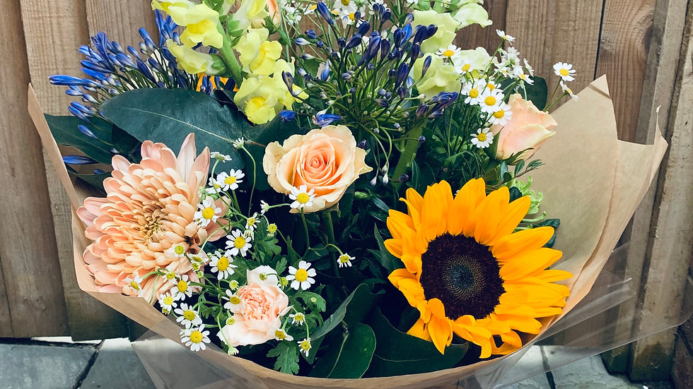 The 'Summer Time' bouquet