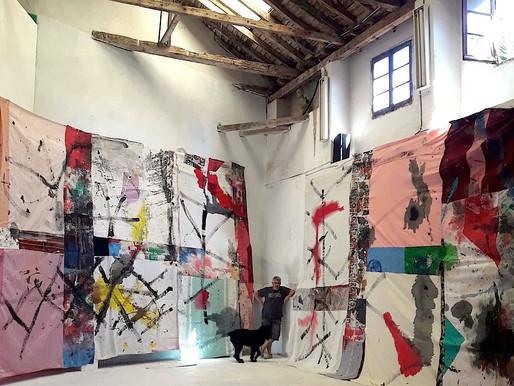 Jorge Galindo : La Danza Roja