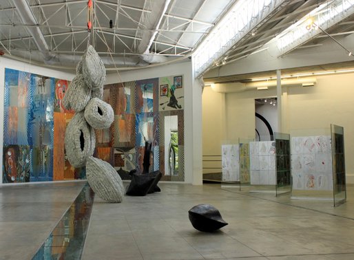 El Narciso de Jesús by Ray Smith; curated by Taiyana Pimentel
