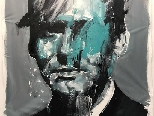 Santiago Ydáñez earns the coveted BMW Painting Award