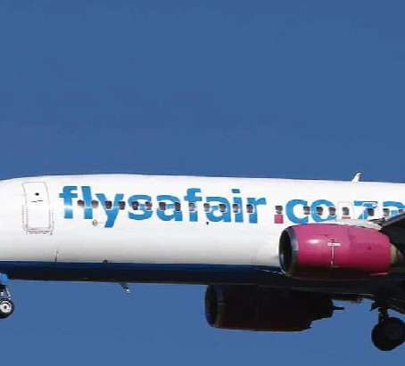 FlySafair has your safety at heart