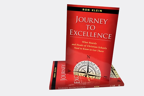 Journey to Excellence by Ron Klein