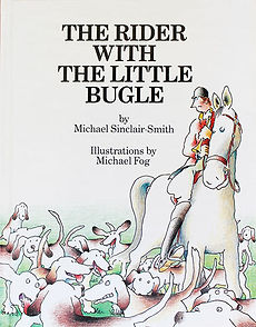 The Rider with the Little Bugle