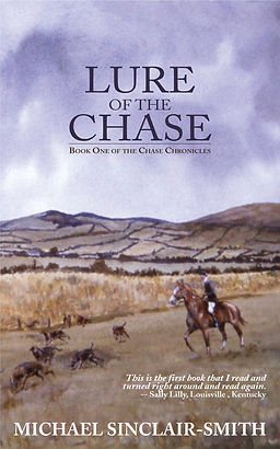 Lure of the Chase by Michael Sinclair-Smith