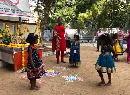 Aarti School celebrates Diwali'18