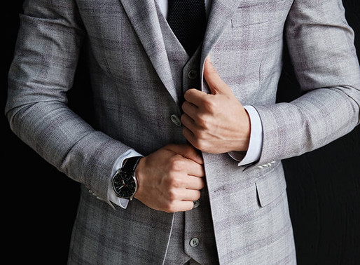 Anatomy of a Good Quality Suit