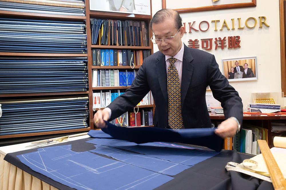 Master Tailor Chung