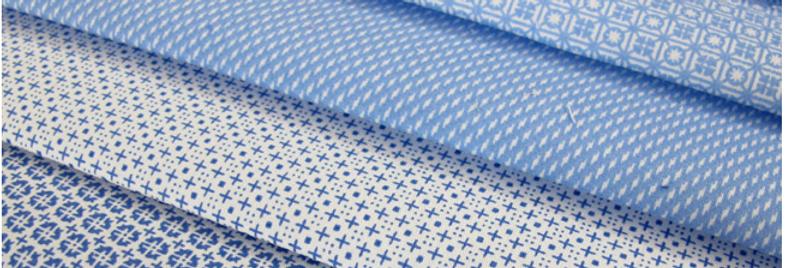 Assorted Egyptian Cotton Shirting Fabric
