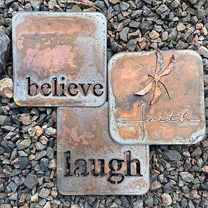 Laugh Believe and Faith with Dragonfly.j