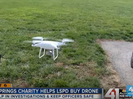 Lees Summit Drone