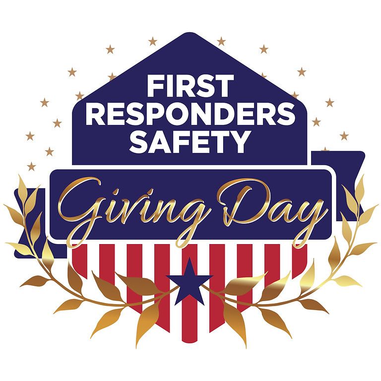 2nd Annual Giving Day for First Responders Safety
