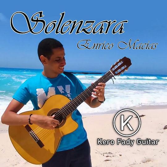 Solenzara- Kero Fady Guitar