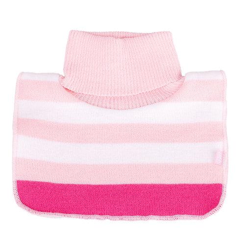 Stripe Lt.Pink Neck Cover