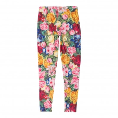 Summer Flowers Leggings