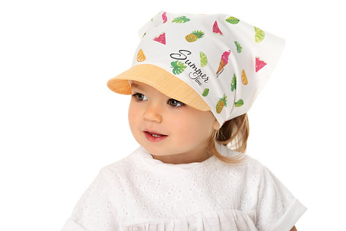 Fun Summer Girls Hat