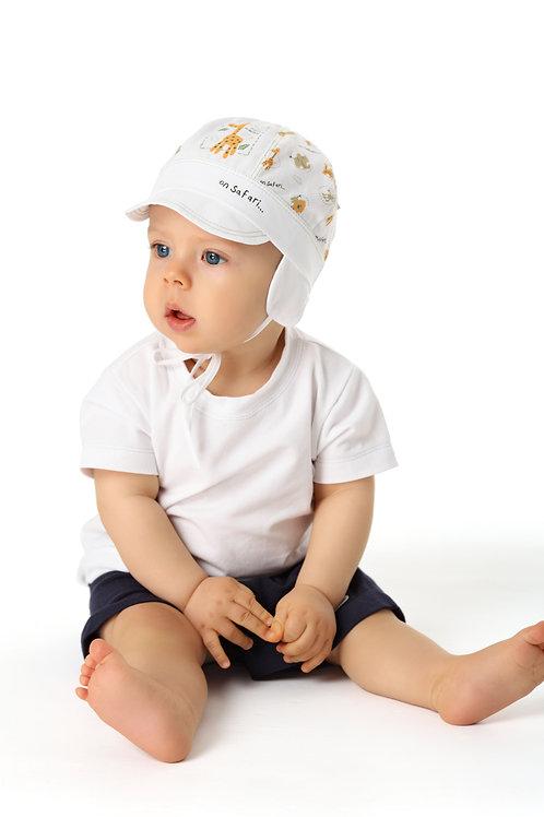 Safari Baby Boys Summer Hat
