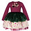 Thumbnail: Pink Leopard Puffy Dress