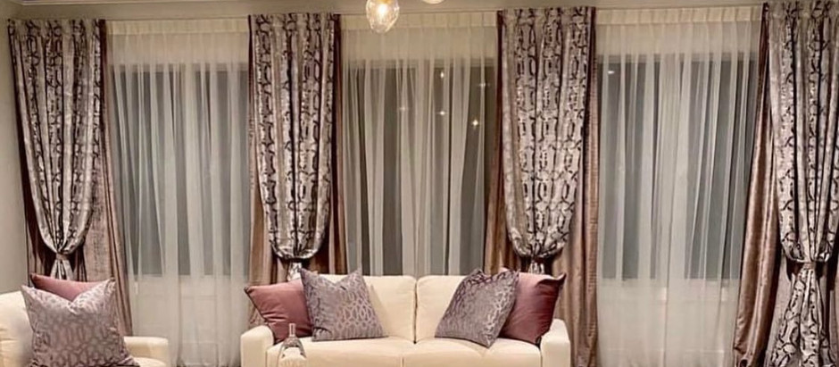 How to choose pattern fabric drapes for your room and stay sane