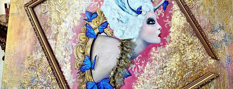 Preserved Marie Antoinette