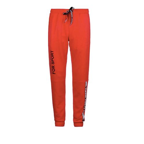 Red Pop Art Sweat Pants