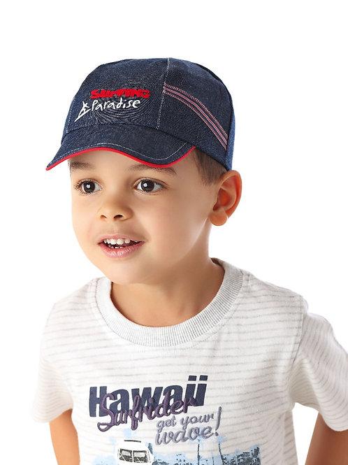 Denim Summer Cap