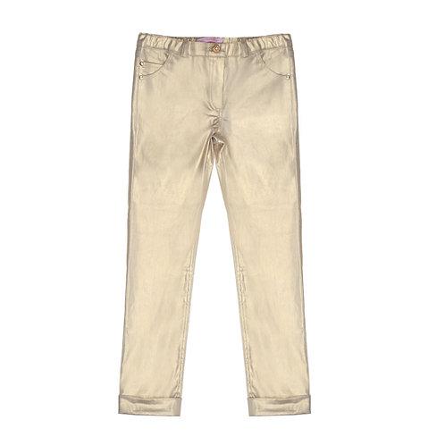 Gold Denim Girls Jeans