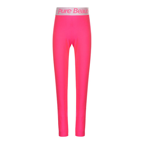 Bright Hot Pink leggings