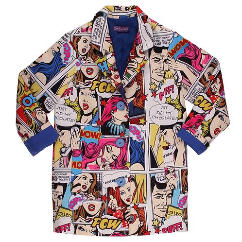 Pop Art Coat