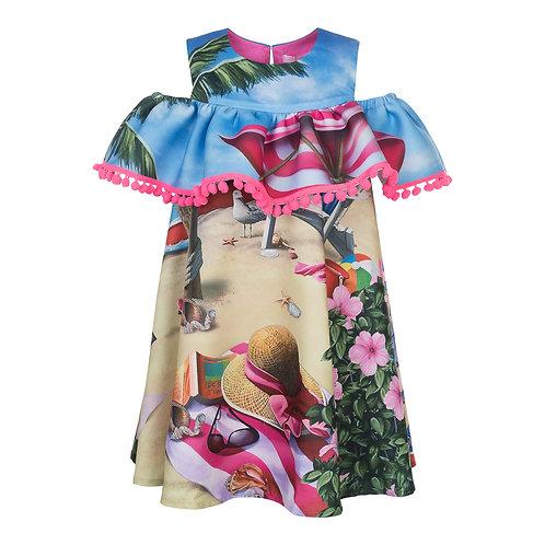 Beautiful Beach & Party Dress