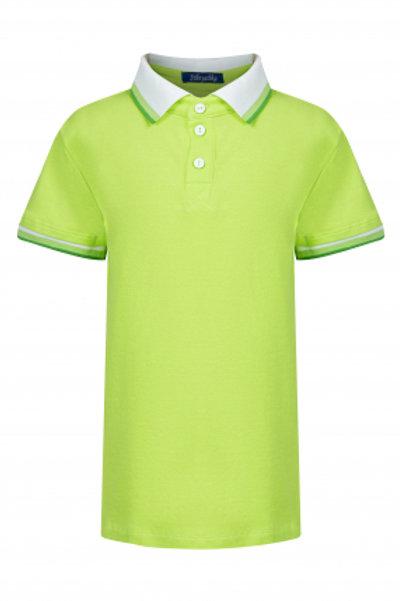 Neon Lime Polo