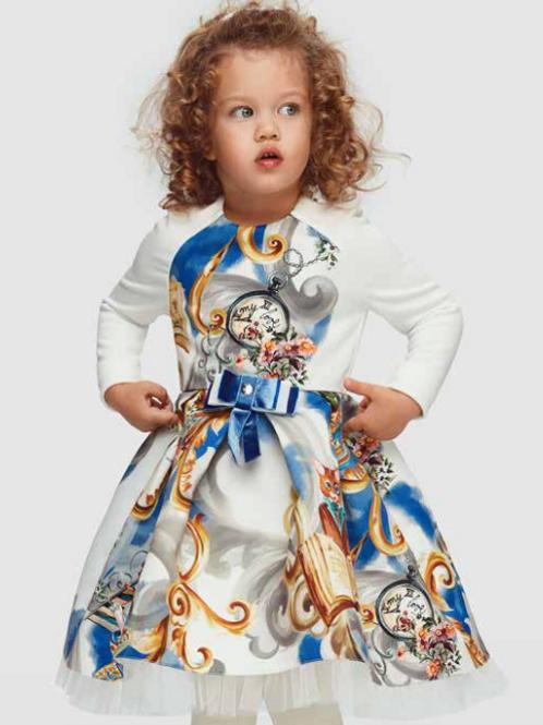 Alice In Wonderland Girls Dress