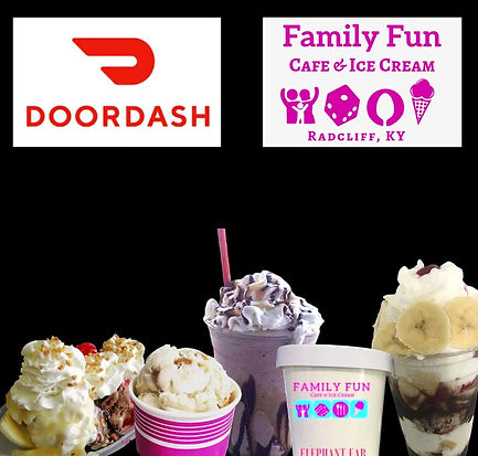Ice Cream Delivery in Hardin County Radcliff Elizabethtown Vine Grove Fort Knox Kentucky
