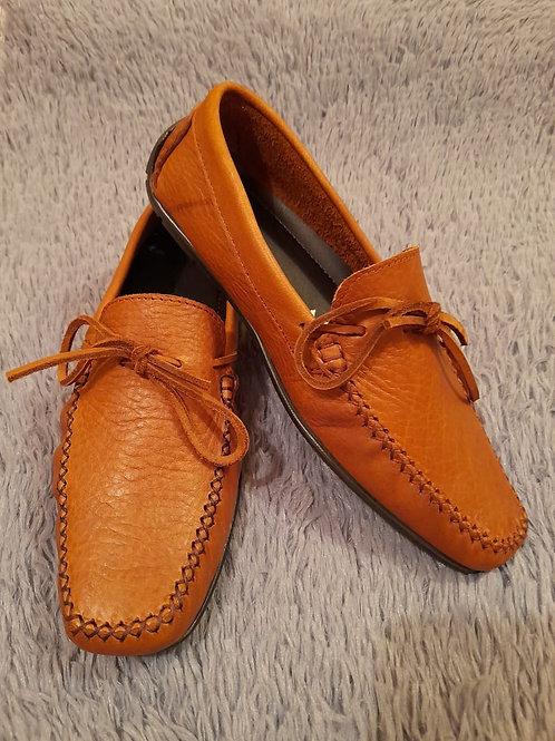 Zapatos de hombre en piel auténtica