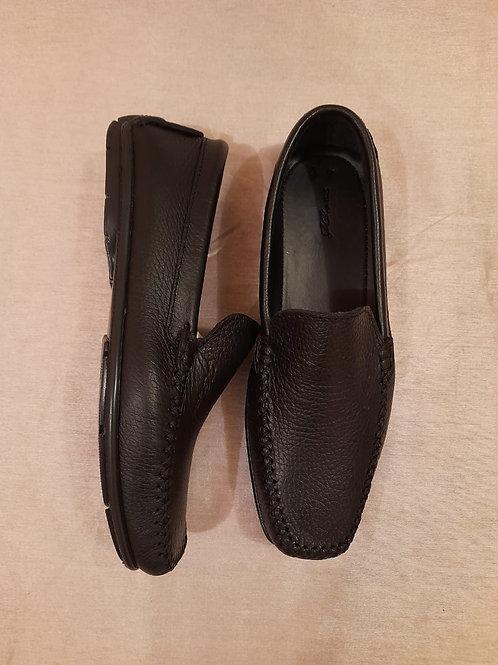 Zapatos en piel auténtica para caballeros
