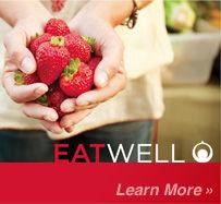 Eat Well Logo