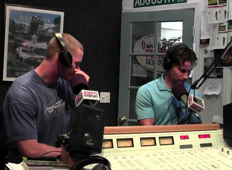 Living the Run with Rex Stevens Interviews Eric Byrnes